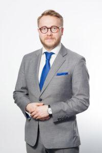 Adwokat Błażej Saracen
